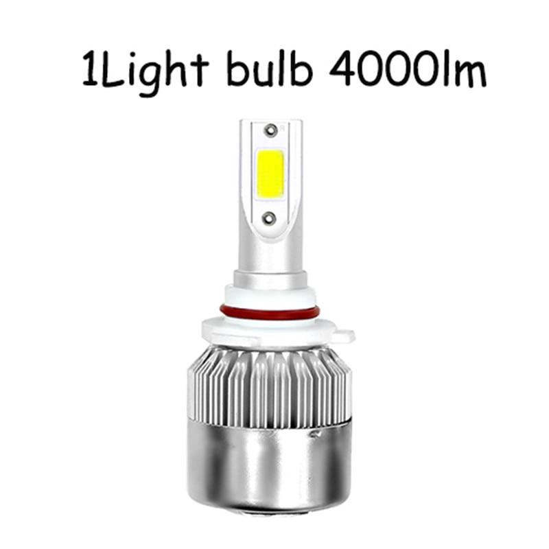 NEW Arrivals Auto Lampjes LED H1 H3 H4 H7 H11 H13 H16 9004 9005 9006 9007  880 Auto Koplampen 12 v Led Licht
