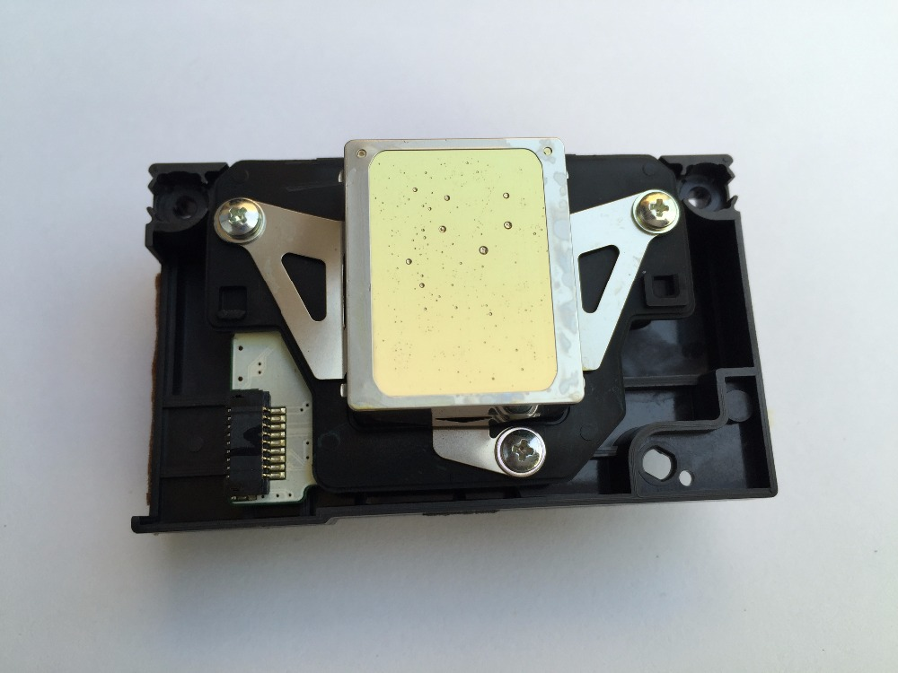 Original Printer Print Head For Epson 1390 1400 R265 R260 R270 R360 R380 R390 RX580 RX590 Printhead F173050 F173060 картридж epson original t08254a для r270 390 rx590 светло голубой c13t11254a10