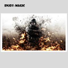 Rainbow Six Siege Poster for Canvas Poster Art Poster for Home Decor Canvas Painting Canvas Print Games Wall Decor Wall Picture