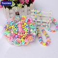 Children's Toys Creative Puzzle String Beaded Suit Jewelry PuzzleToys Kids Puzzle Developing Intelligence Gifts