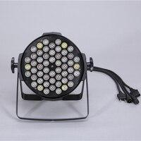4pcs/lot china supplier indoor 54PCS*3w led par can light 8dmx channel for night club led par light par can light par light -