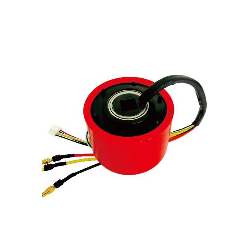 esk8 7055 70mm hub motor with wheel BLDC H4131 90KV 58KV sensored brushless 24-36V for electric balancing scooter skateboard 4inches bldc hub motor with tyre hall sensor and eabs function enable for electric scooter ebike motorycle front or rear driven