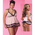 exotic lingerie 2016new arrival transparent sex lingerie lace printed sexy lingerie plus size XL 2XL 3XL 4XL 5XL 6XL