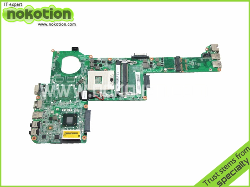 NOKOTION A000174120 DABY3CMB8E0 For Toshiba Satellite L840 Laptop motherboard REV E intel hm70 ddr3 Socket PGA989 120a afs mini anl fuse holder 2 4ga in 2 4ga out with voltmeter and 120a fuse