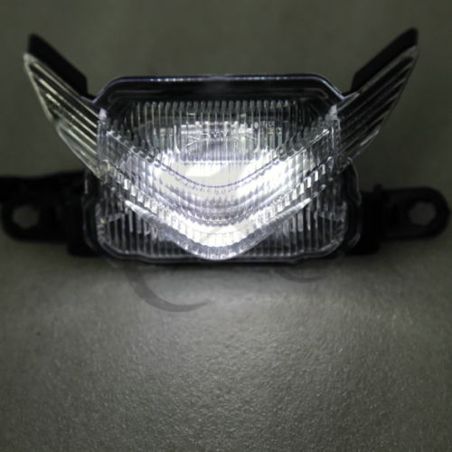 White LED Head Front Running Light For Honda CBR600RR CBR 600 RR 2007-2011