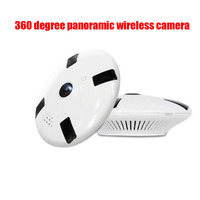 Free Shipping 2MP Wireless camera 360 degree panoramic fisheye wifi HD intelligent network voice intercom surveillance camera