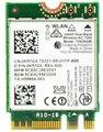 AC7265 NGFF Mini Cartão Wi-fi 802.11AC 5 GHz 867 Mbps para Intel 7265NGW AC-7265 + Bluetooth Sem Fio 4.0 melhor Do Que o AC7260