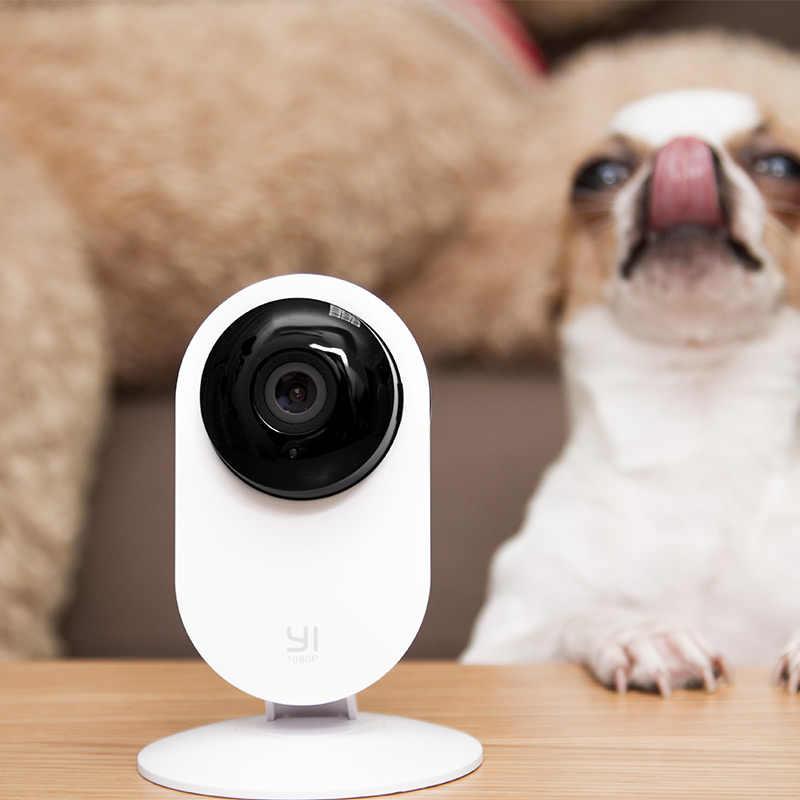 يي 1080p كاميرا منزلية داخلية IP نظام مراقبة الأمن مع رؤية ليلية للمنزل/المكتب/الطفل/مربية/الحيوانات الأليفة رصد يي سحابة