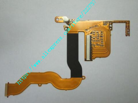 Hinge LCD Flex Cable For SONY DSC-RX100 II RX100II / RX100 M2 Digital Camera Repair Part