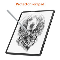 1 pcs PET Paper Like Screen Protector Film Matte Anti Glare Non Smooth Painting for iPad pro 9.7 10.5 11 12.9 inch