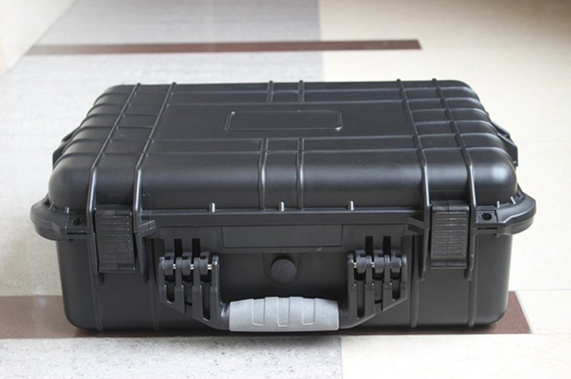 Waterproof tool case toolbox suitcase Protective camera Case Instrument box with pre-cut foam lining 468*355*193mm MJ-5019