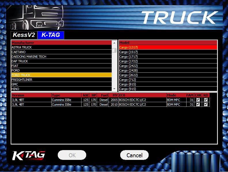 Hot Sale] KESS v2 V5 017 EU Red OBD 2 ECU Programming tool