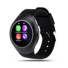 L6 Smart Uhr Mit Sim Einbauschlitz Push-nachricht Bluetooth-konnektivität Android Telefon Besser Als DZ09 Smartwatch