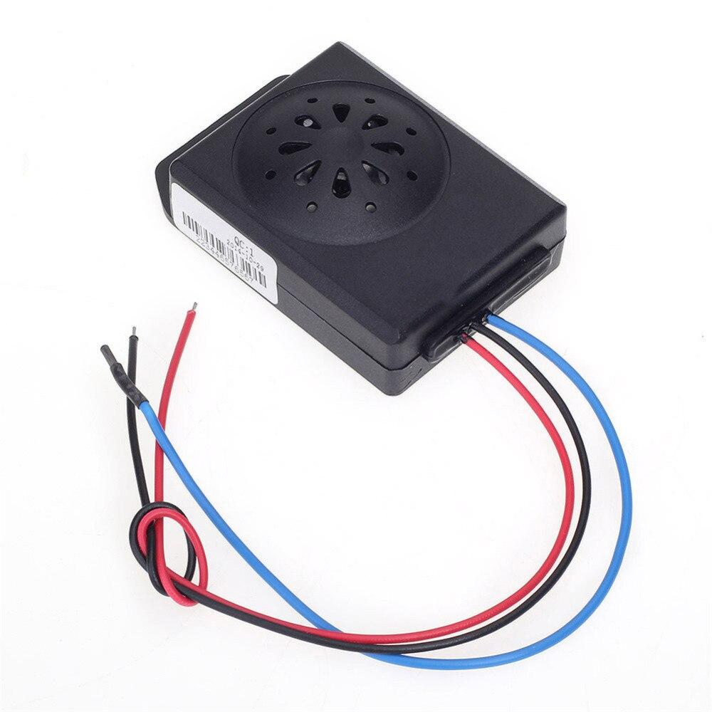 2018 Newest Motorcycle Alarm Anti-theft Security Scooter Alarm Waterproof Speaker Alarm Motor Cheap Remote Control Alarm Moto
