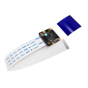 Image 4 - Offizielle RaspberryPi Kamera V2 Modul mit Sony IMX219 Licht empfindlichen Chips 8MP Pixel 1080P Video Unterstützung Raspberry Pi 3b +/PI4