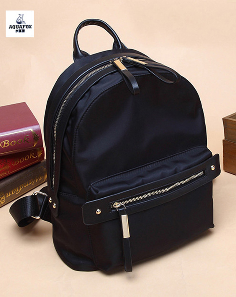 Women Backpack Oxford fabric School Bags For Teenagers Girls Top handle Backpacks Herald Fashion with zipper