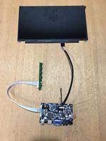 Для Raspberry Pi 3 автомобиля 17,3 дюймов 1920*1080 ips Экран Дисплей HDMI драйвер платы ЖК дисплей Панель модуль монитор ПК