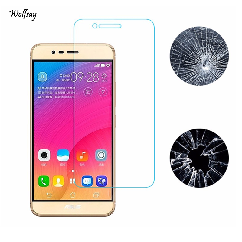 Wolfsay 2PCS Glass For Asus Zenfone 3 Max ZC520TL Screen Protector Tempered Glass For Asus Zenfone 3 Max ZC520TL Protective FilmWolfsay 2PCS Glass For Asus Zenfone 3 Max ZC520TL Screen Protector Tempered Glass For Asus Zenfone 3 Max ZC520TL Protective Film