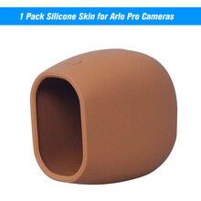 1 упаковка силиконовой кожи для Arlo Pro камера видеонаблюдения непромокаемый УФ-стойкий чехол