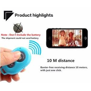 Image 5 - Support de trépied de téléphone Flexible éponge trépied poulpe support de montage Bluetooth obturateur à distance Selfie bâton retardateur support de trépied