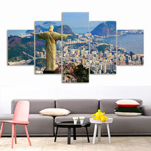 Landscape Canvas Wall Art Home Decor For Living Room Paintings on for Decorations Artwork
