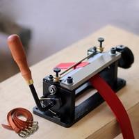 806P Leather Paring Machine Manual Leather Skiver Leather Peel Tools DIY Shovel Skin Machine Leather Splitter