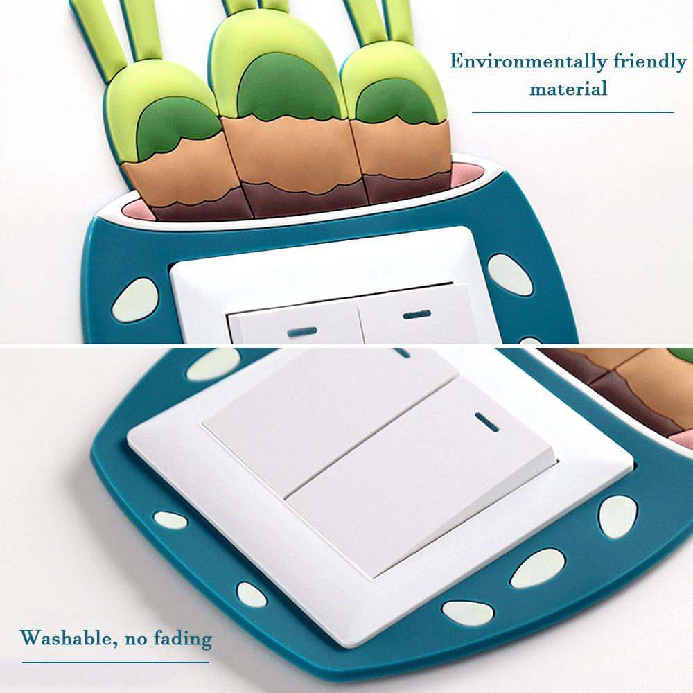 Cute-Cartoon-3D-Cactus-Fluorescent-Wall-Silicone-On-off-Switch-Stickers-Kids-Luminous-Light-Switch-Outlet (1)