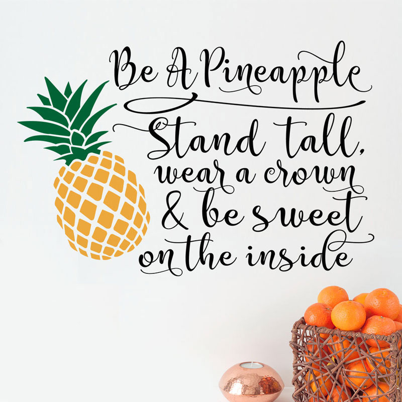 Download Be A Pineapple Svg, Svg Files For Cricut, Wear A Crown Svg ...