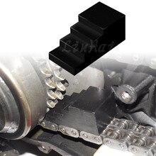 Черный все Основной привод Блокировка устройство для зажима инструмента гайка двойной кулачок Лопата для Harley