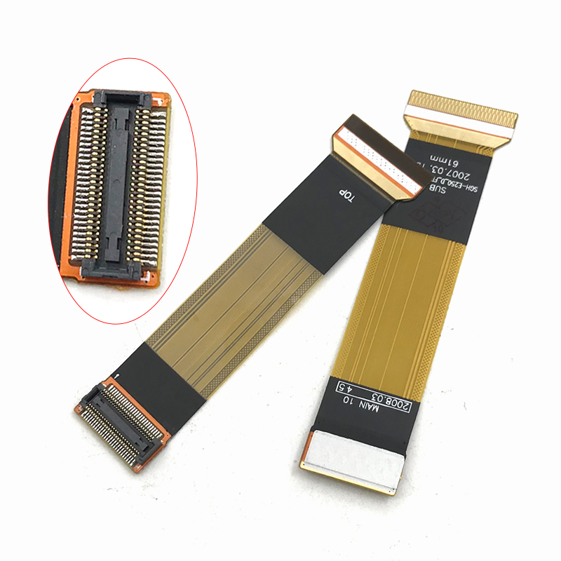 LCD Display Connector Main Motherboard Flex Cable Compatible For Samsung E250 E250-D SGH-E250_D High Quality