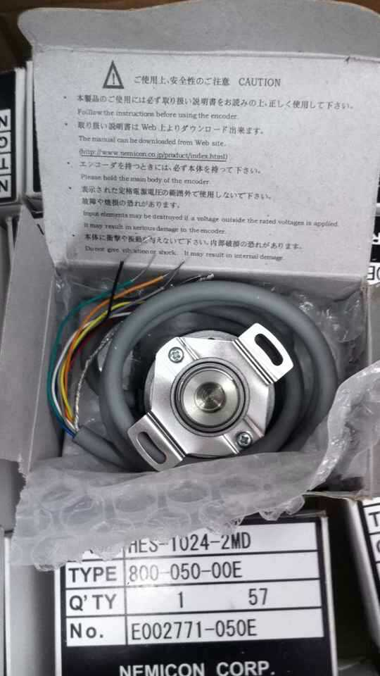 100% original HES-1024-2MD encoder has stable performance100% original HES-1024-2MD encoder has stable performance