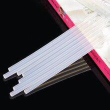 20pcs 7mm Hot Melt Glue Stick for Heat Glue Gun High Viscosity 7x190mm 7.5″ Adhesive Glue Stick Repair Tool Kit DIY Hand Tool
