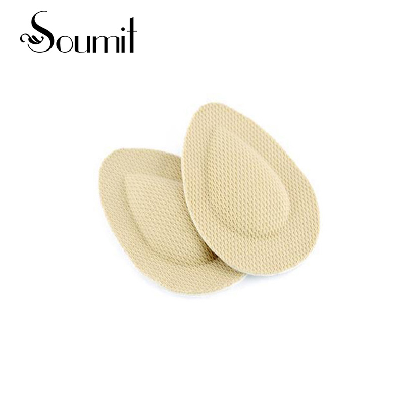 Soumit Front Forefoot Pad Sponge Pad High heels Insoles Half Palm Insole Shock Absorption Foot Care Tool For Woman Shoe Pads