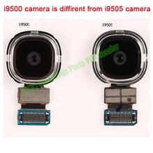 5pcs/Lot For Samsung Galaxy S4 I9500 i959 i9502 13MP big rear back camera module lens Flex Ribbon Cable 100% Original