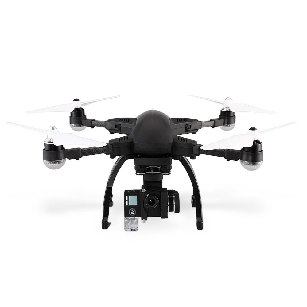 SIMTOO Стрекоза Drone Pro Обновленная Версия 2017 Новый Складной После камера WiFi FPV Drone RTF С 16MP 4 К Камеры GPS часы
