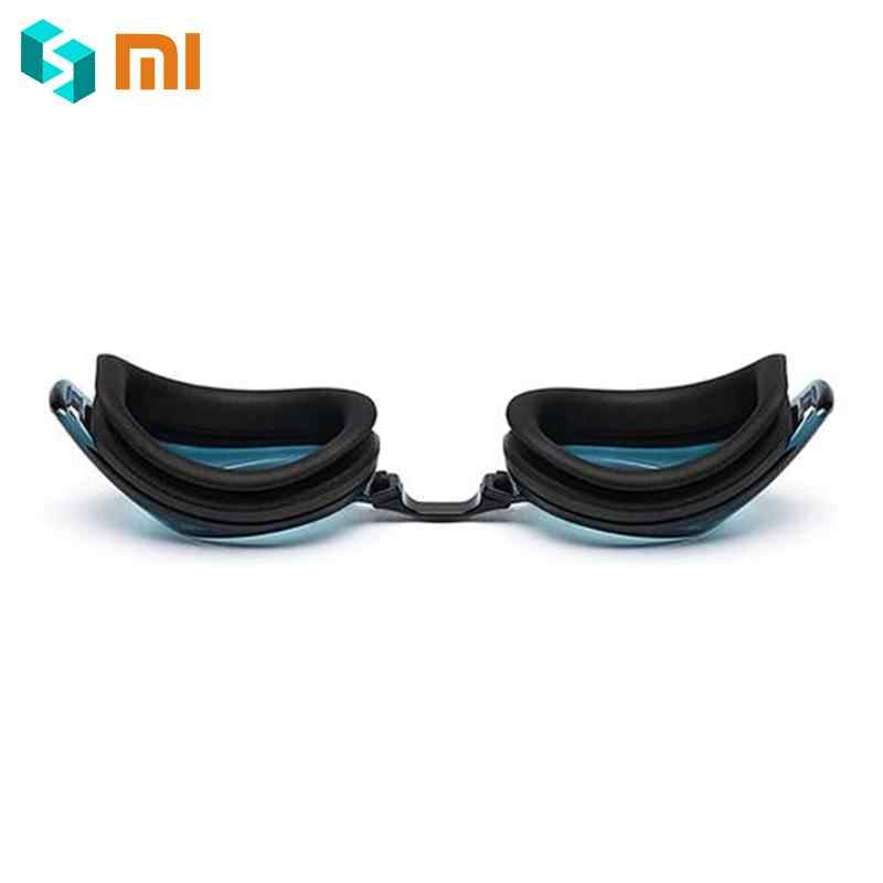 Xiaomi Mijia Waterproof Swim Wide Angle Safety Goggle Turok Steinhardt TS Adult Swimming Goggles Ergonomic Anti-fog Coating Lens