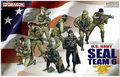 Dragão 3028 1/35 eua Navy Seal Team 6