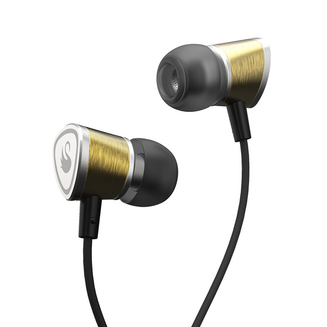 Fidue A65 Noise Cancelling Bass Dynamic In Ear HIFI Monitor DJ Studio Stereo Music Earphone Earbuds For IOS Andriod Xiaomi phone 2