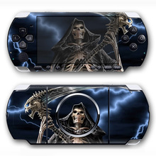 Free drop shipping 2018 lihense colorskin decal skin sticker for  Sony PSP 3000  #TN-PP3000-5084