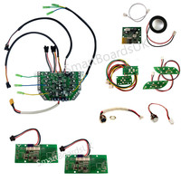 Motherboard for unfoldable Unicycle mini two wheel motor scooter hoverboard electric self balancing scooter electric board