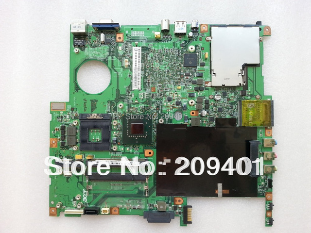 Для Acer Extensa 5620 Ноутбук MBTK201004 Материнская Плата Материнская Плата 100% Тестирование