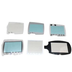 Image 4 - Silver White Replacement For BANDAI Wonder Swan Color WSC WS Screen Lens Protector