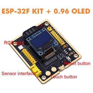 Image 2 - ESP 32F WiFi + بلوتوث منخفضة للغاية استهلاك الطاقة مجلس التنمية ثنائي النواة ESP 32 ESP 32F ESP32 M5Stack مماثلة ل اردوينو