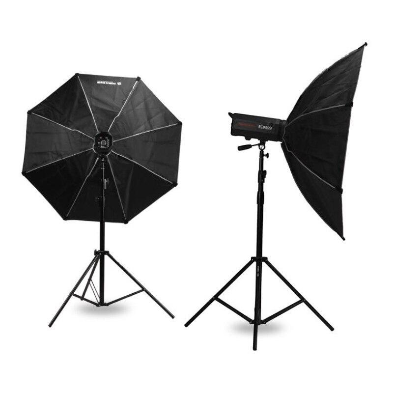 95/120/140 см Портативный Складной 8-полюсный Octagon Softbox w/сумка Bowens гора света box палатка для студии стробоскопа вспышкой