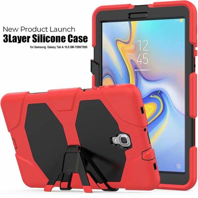 ec41f6946ad Case For Samsung Galaxy Tab A 10.5 2018 T590 T595 SM-T595 T597 Case Cover