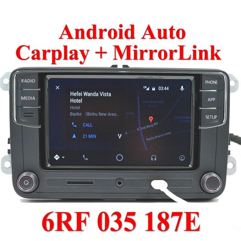 2018 Auto autoradio 6.5 pouces écran tactile voiture jouer voiture Radio mains libres haute définition Bluetooth voiture lecteur MP3 affichage MP3 - 4