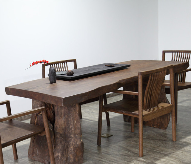 Awe Inspiring Us 1690 0 American Natural Solid Wood Conference Table Desk Side Retro Minimalist Computer Table Furniture In Computer Desks From Furniture On Download Free Architecture Designs Scobabritishbridgeorg