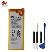 HuaWei Original HB3748B8EBC Battery For Huawei C199 Ascend G7 G7-TL100 C199-CL00 Genuine Replacement Phone 3000mAh