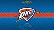 90×150 cm flag United States NBA team flag NBA Oklahoma City Thunder 3x5ft 100D high quality polyester 01