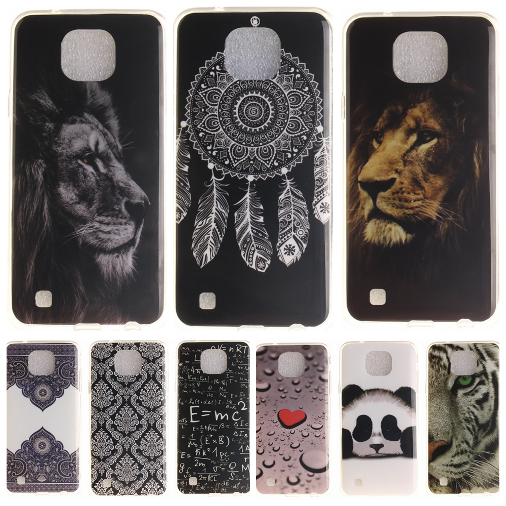 Phone Case sFor Fundas LG X Cam K580 K580DS Cartoon High Quality Glossy Soft TPU Case Back Cover for LG XCam Coque